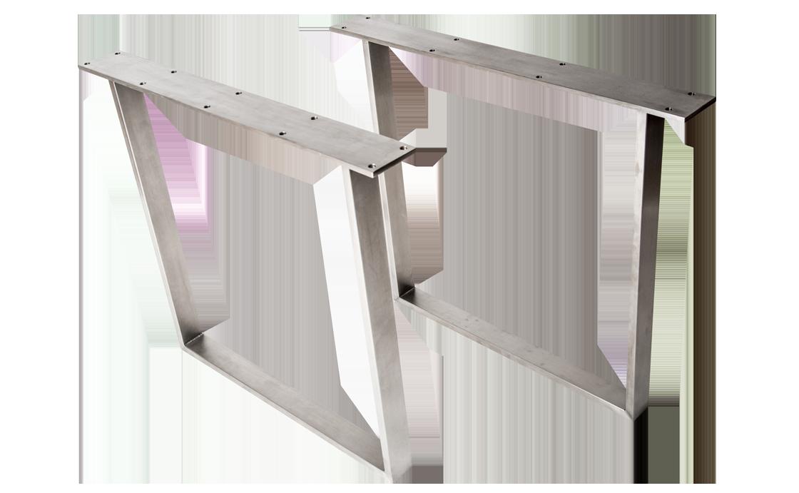 tischbeine-frame-silver